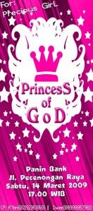 Princess of God